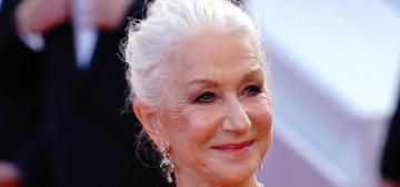 Helen Mirren put on makeup every day during the pandemic 'because I enjoy it'