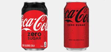 Coke Zero is changing their formula to taste more like regular Coke: why?!
