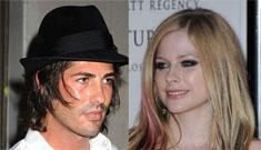 Avril Lavigne might have left her husband for moron Brandon Davis