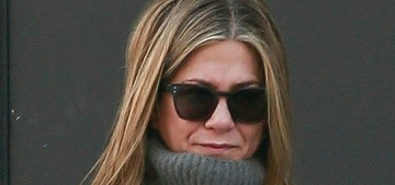 Us Weekly: Jennifer Aniston has apparently been 'enjoying a fling' with Gabriel Aubry