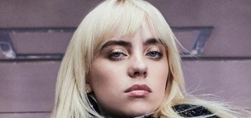 Billie Eilish: 'Everybody is incredibly embarrassed & ashamed about their past'
