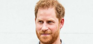 Prince Harry uses a luxury airport-service to get through LAX quickly & privately