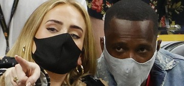 Adele went to the NBA Finals & she's dating LeBron James' agent, Rich Paul?