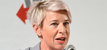 Professional troll Katie Hopkins kicked out of Australia, called 'appalling'