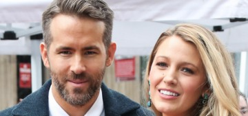 Ryan Reynolds describes falling for Blake as a 'silly moment out of a fairytale'