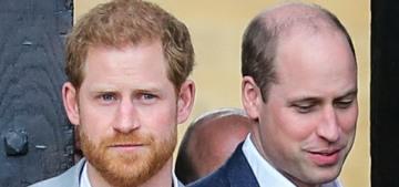 Wootton: Prince William believes Harry's behavior is 'shameful & tasteless'