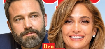 Ben Affleck & Jennifer Lopez are 'madly in love' & 'the loves of each other's lives'