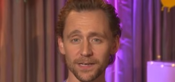 """""""Tom Hiddleston is surprisingly good at reading bedtime stories"""" links"""