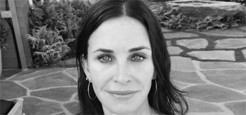 Courteney Cox: My cooking is a lot better than the restaurants I used to go to
