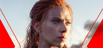 Demand for red hair dye has increased 163% since Black Widow came out