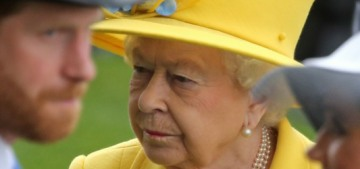 It's so rude of Prince Harry to invite the Queen to his daughter's christening!