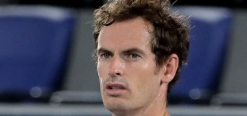 Andy Murray's daughter convinced him to 'try and try again' after Wimbledon