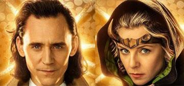 Loki director Kate Herron on the outcry over Loki and Sylvie's kiss