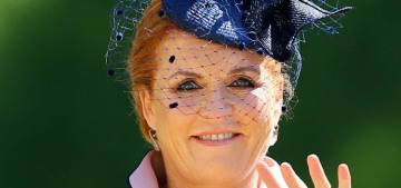 Sarah Ferguson & Prince Andrew don't seem to have any plans to remarry right now