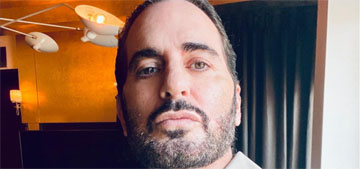Marc Jacobs got a facelift and documented his recovery and the results