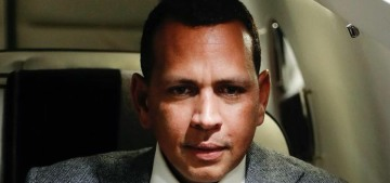 Alex Rodriguez is also on a yacht in the South of France, same as Bennifer