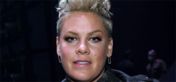 Pink says she'll pay the fine for the Norwegian women's handball team