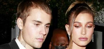 Is anyone else enjoying Justin Bieber & Hailey Baldwin's rich-bitch style?