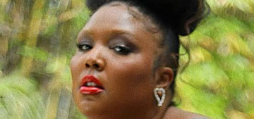 Lizzo: If you see me, stay six feet away, this sh-t is coming back