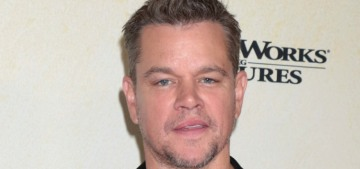 Matt Damon on Bennifer: 'I'm just so happy for him, I'm glad for both of them'