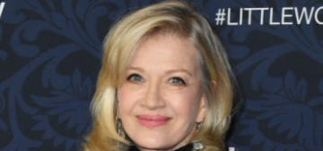 Diane Sawyer is ready to be Ted Lasso's love interest: 'I'm in'