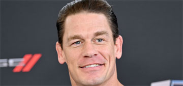 John Cena started working out at 13 after he was bullied