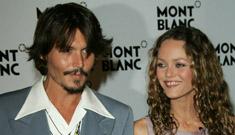 "Johnny Depp calls daughter's hospitalization the ""darkest moment"""