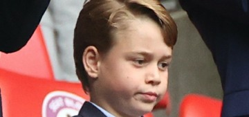 Maybe Prince George isn't being sent to boarding school this year