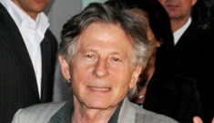 Roman Polanski arrested in Switzerland on 1977 rape charges
