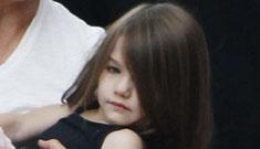 Katie Holmes: 3-year-old Suri is my fashion inspiration