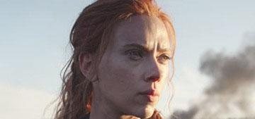 Scarlett Johansson sued Disney for breach of contract over Black Widow's release
