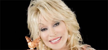 Dolly Parton releases her first fragrance, says it smells 'like heaven'