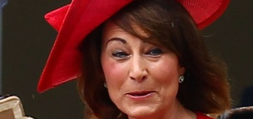 Back in 2007, the Queen felt Carole Middleton 'was not right or acceptable'