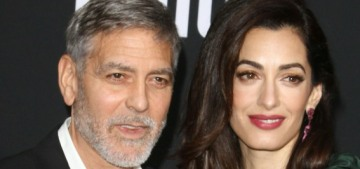 There's a rumor going around that George & Amal Clooney are expecting again