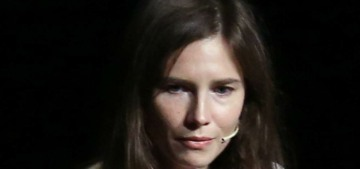 Amanda Knox is really mad that the 'Stillwater' promotion keeps misusing her name