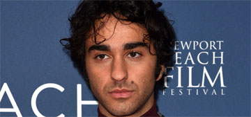 Alex Wolff: Hereditary 'did some gymnastics on my emotional well-being'