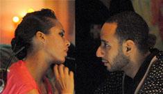 """Wife of Alicia Keys' boyfriend Swizz Beatz: """"you know what you did"""""""
