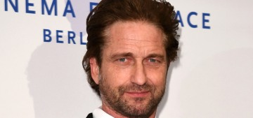 Gerard Butler sued the producers of 'Olympus Has Fallen' in a profits dispute