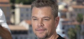 Matt Damon says he only stopped using a homophobic slur 'months ago'