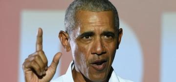 Barack Obama is throwing a big blowout birthday party on Martha's Vineyard