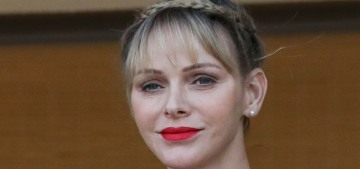 Monaco sources are finally gossiping about Princess Charlene's absence