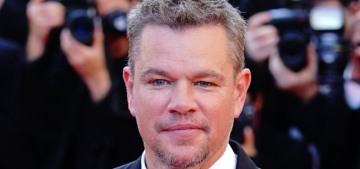 Matt Damon: 'To be as clear as I can be, I stand with the LGBTQ+ community'