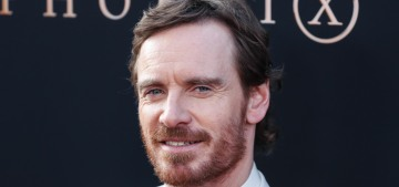 It appears as if Michael Fassbender & Alicia Vikander quietly welcomed a baby