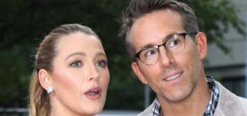 Blake Lively wore Prabal Gurung to her husband's 'Free Guy' premiere
