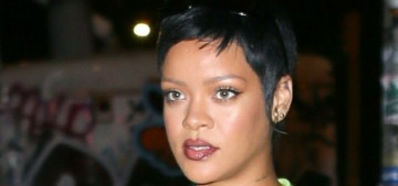 Forbes: Rihanna is officially a billionaire, she's actually worth $1.7 billion