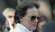 Khloe Kardashian's step-dad Bruce Jenner gave her away & toasts her late father