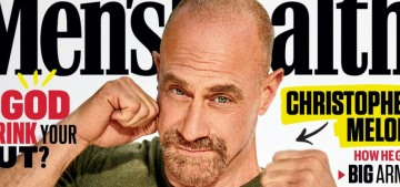 Christopher Meloni on growing up Catholic: 'Going to church was close to death'