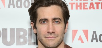 Jake Gyllenhaal: 'More and more I find bathing to be less necessary, at times'