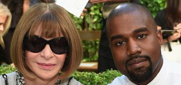 Did Kanye West pay $1 million for Anna Wintour's acceptance into the industry?