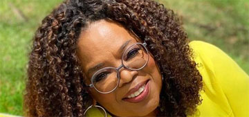 Oprah: Everyone must quarantine for at least five days when they visit my house